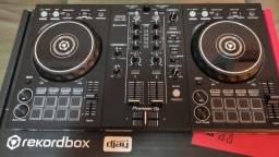 Controlador DJ Pioneer Ddj-400 Preto