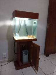Aquario 50 l nao acompanha filtro
