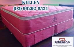 cama queen size entregamos hoje 13