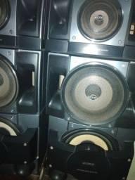 Vendo 6 caixas de som da Sony
