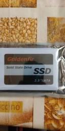 SSD GOLDENFIR 256GB APENAS R$ 255,00