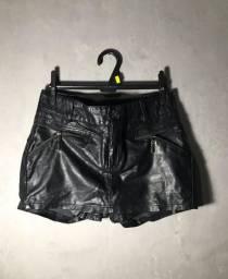 Short saia courinho