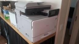 Impressora ricoh MPC 305 SPF. Leia o anuncio