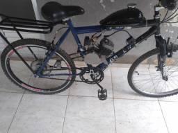 Bike 80cc troco por bike