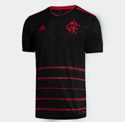Camisa do flamengo 2020 preta