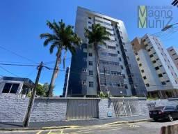 Apartamento com 3 dormitórios para alugar, 90 m² por R$ 1.300,00/mês - Aldeota - Fortaleza