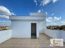 Cobertura com 2 dormitórios à venda, 120 m² por R$ 250.000 - Céu Azul - Belo Horizonte/MG