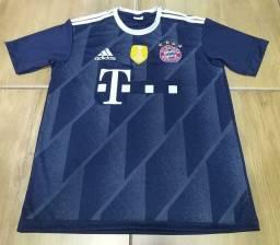 Camisas de time 1 linha