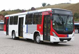 Ônibus entrada mais parcelas