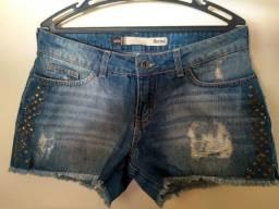 Short jeans marca Hering
