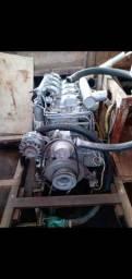 Vendo motor mwm 4 Cc. 229 stand  com garantia  10,000  mwm 6 cilindros 025 12.000