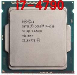 Processador Intel core i7 4790 3.60Ghz