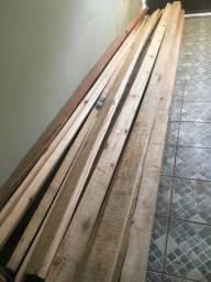 Peças de madeira/eucalipto