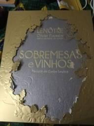 Livro Sobremesas E vinhos
