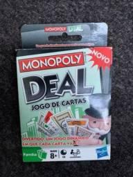 Jogo monopoly cartas