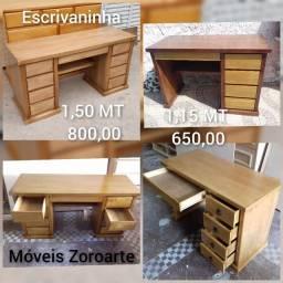 Escrivaninha de madeira direto da fábrica Móveis Zoroarte!!!