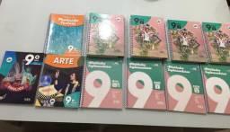 Livros SAS 9º ano