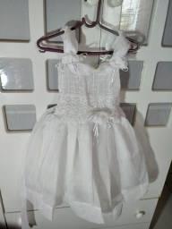Vestido infantil veste 2 anos