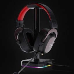 Suporte para Headset RGB Pro