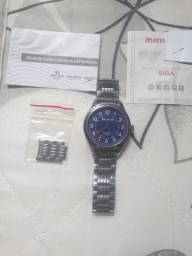 Relógio Seculus Long Life 5ATM