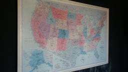 Desapego Mapa EUA !