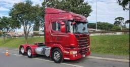 Scania Bitruck (Pague Parcelado)