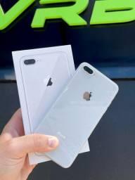 iPhone 8 Plus 64gb branco ótimo estado
