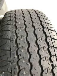 3 Pneus 265/60 r18 Bridgestone