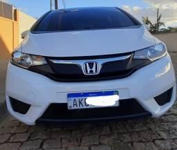 Honda Fit Cvt Branco 2015. Excelente.