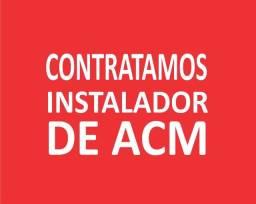 Precisa se de Instalador de ACM