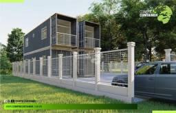 Kitnet - Apartamentos e Casas em Containers e Modulares! Renda de alugueis