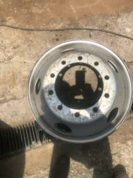 Roda pneu sem camara
