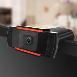Computador Pc Laptop Usb2.0 Webcam Câmera Hd 720p Com Microfone