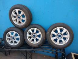 Vendo rodas aro 14 5 furos