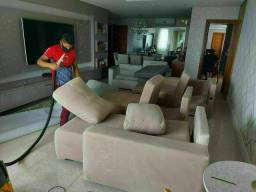 Limpeza do seu Sofá Retrátil
