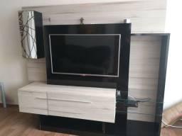 Promoção Rack/Estante com painel tv