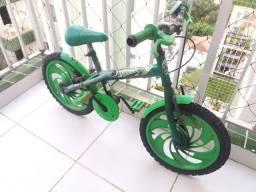 Bicicleta infantil aro 15