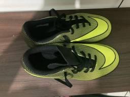 Chuteira Nike Bravata II Número 35