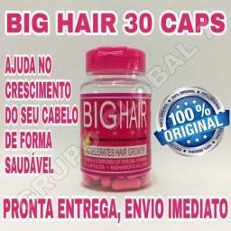 Big Hair Oficial - Tratamento Queda de Cabelo e Crescimento Capilar -