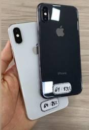 Título do anúncio: iPhone x _ 64gb aparelho perfeito / + Garantia