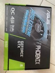 Placa de Video GeForce GTX 1650 OC Asus Phoenix 4GB