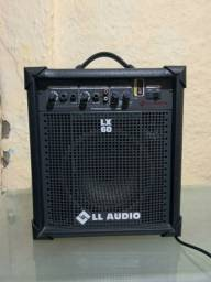 Caixa Amplificada Multiuso LL Audio  Lx 60<br><br>