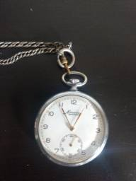 Relógio de Bolso Minerva