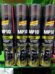Silicone spray perfumado