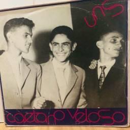 LP Caetano Veloso Uns