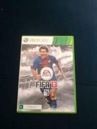 Jogo Xbox 360 FIFA 13