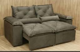 Sofa retrátil reclinável Atena