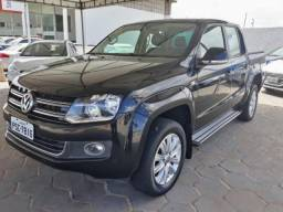 Volkswagen amarok 2015 2.0 highline 4x4 cd 16v turbo intercooler diesel 4p automÁtico - 2015