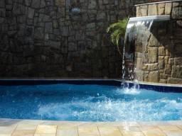 Casa em Caraguatatuba com Piscina e Churrasqeira -Praia Martins de Sá