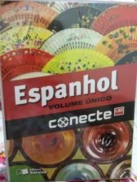 Livro espanhol conecte - ensino médio